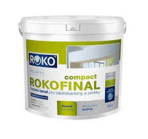 Obrázek Tmel ROKOFINAL Compact 15Kg