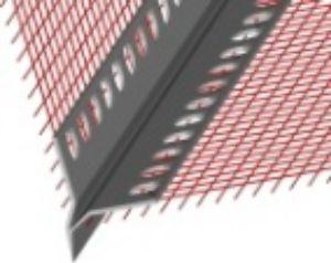 Obrázek Lišta plast.síť.s okapničkou 2,5m