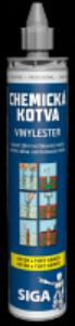 Obrázek Chemická kotva (SIGA) - vinylester