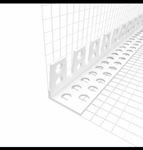 Obrázek Klenbový roh PVC s perlinkou 2,5m