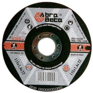 Obrázek Kotouč 125x1,6 řezný kov. ABRABETA