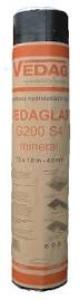 Obrázek Pás VEDAGLAS G200 S4 mineral (7,5m2/bal)